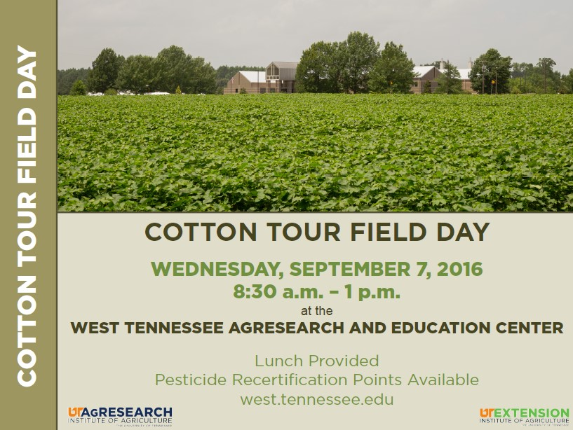 Cotton Tour Evite 2016